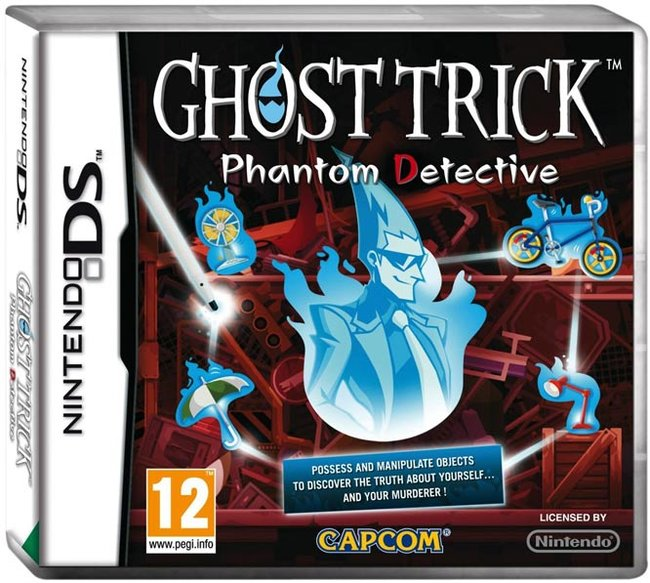 Ghost Trick: Phantom Detective - photo 2