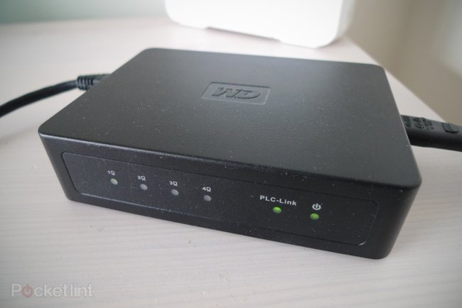 Western Digital WD Livewire Powerline AV Network Kit - photo 1