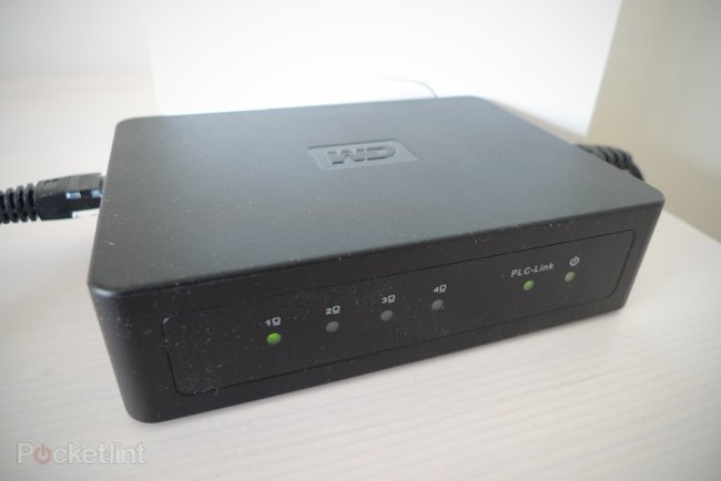 Western Digital WD Livewire Powerline AV Network Kit - photo 7
