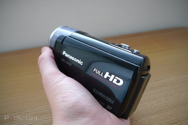 Panasonic HDC-SD90 - photo 1