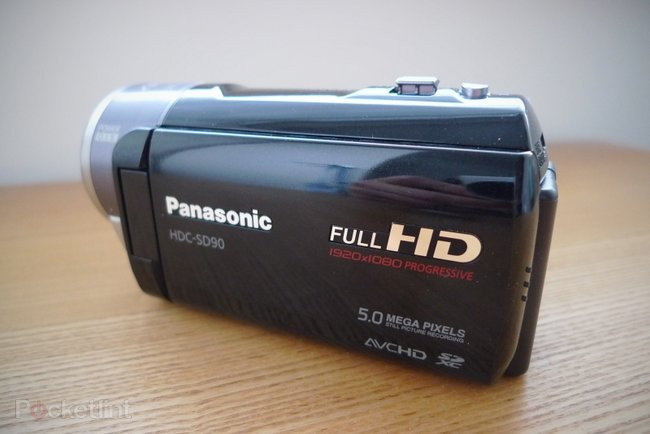 Panasonic HDC-SD90 - photo 2