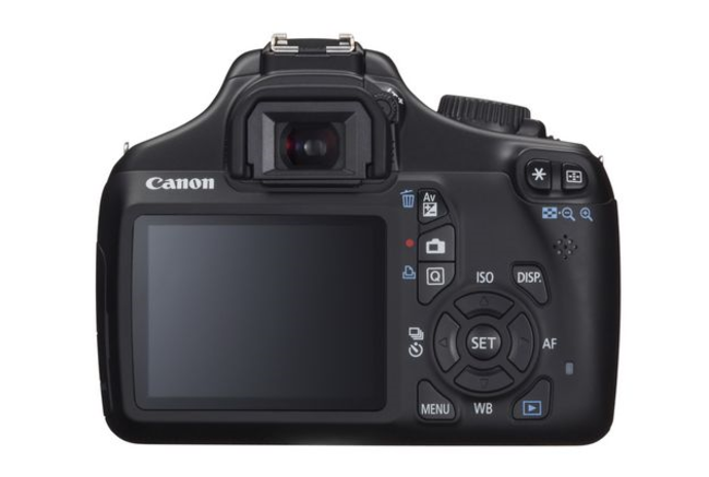 Canon EOS 1100D   - photo 3