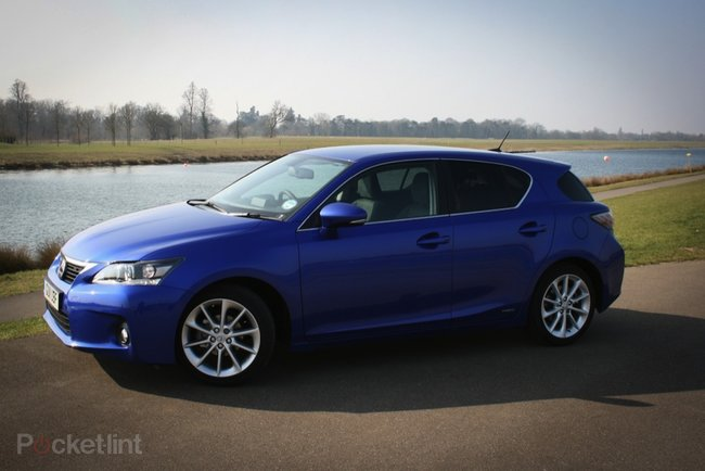 Lexus CT200h SE-I   - photo 4