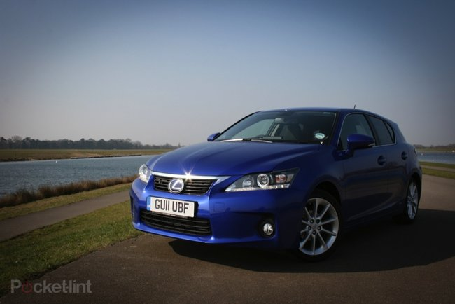 Lexus CT200h SE-I   - photo 6