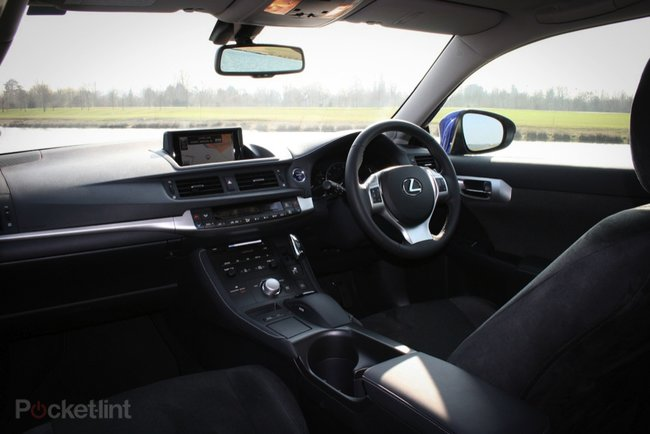 Lexus CT200h SE-I   - photo 8