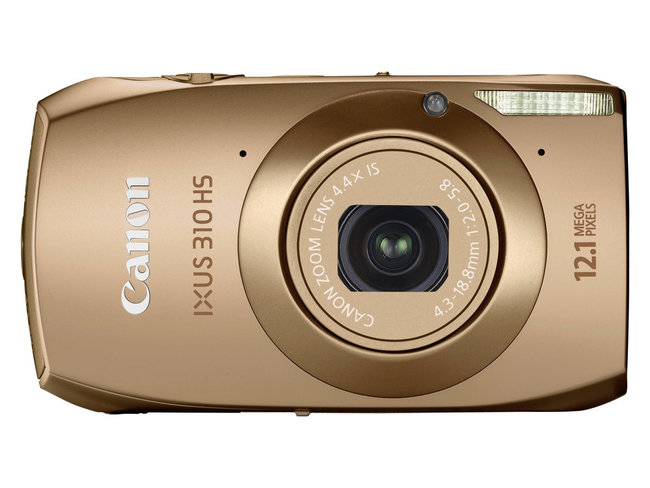 Canon IXUS 310 HS   - photo 2
