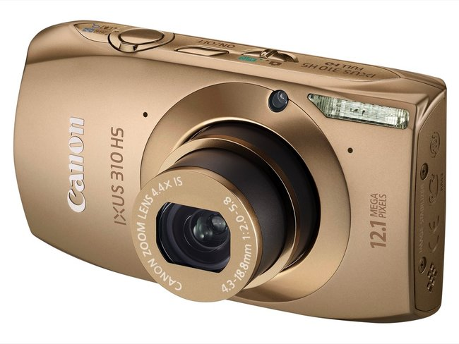 Canon IXUS 310 HS   - photo 3