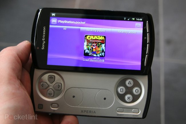 Sony Ericsson Xperia Play   - photo 19