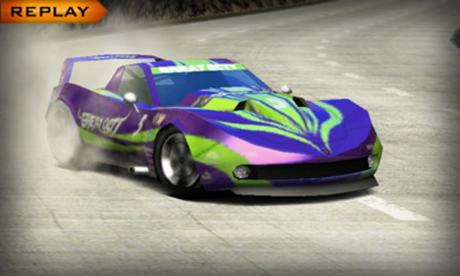 Ridge Racer 3D - photo 4