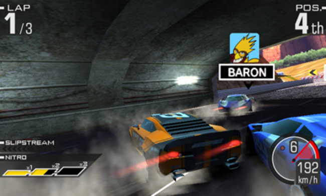 Ridge Racer 3D - photo 6