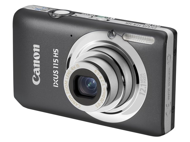 Canon IXUS 115 HS   - photo 3