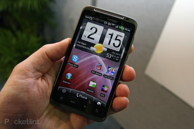 HTC ThunderBolt   - photo 1