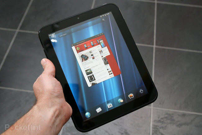 HP TouchPad - photo 1
