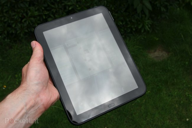 HP TouchPad - photo 2