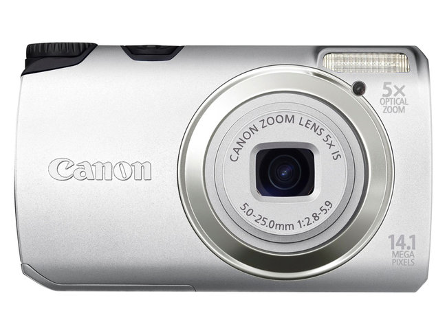 Canon PowerShot A3200 IS   - photo 1