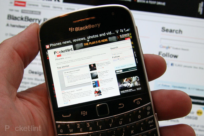 BlackBerry Bold 9900 - photo 19