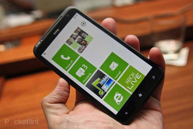 First Look: HTC Titan - photo 3
