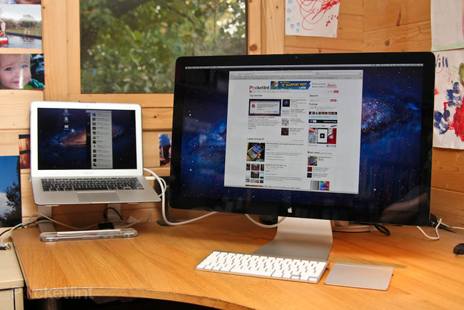 Apple Thunderbolt Display - photo 4