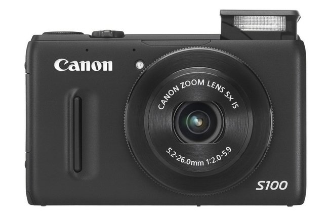 Canon PowerShot S100  - photo 1