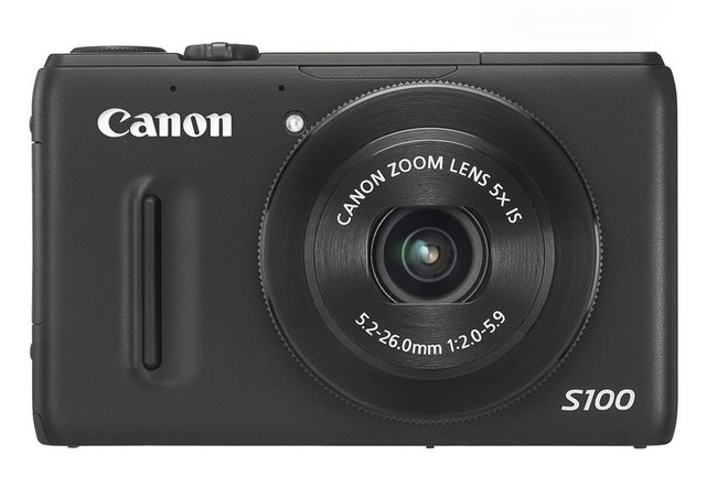 Canon PowerShot S100  - photo 4