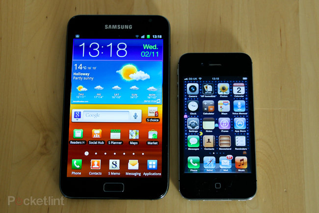 Samsung Galaxy Note - photo 2