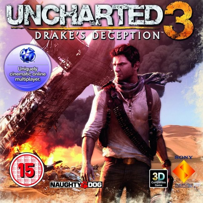 Uncharted 3: Drake's Deception - photo 1