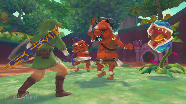 The Legend Of Zelda: Skyward Sword - photo 2