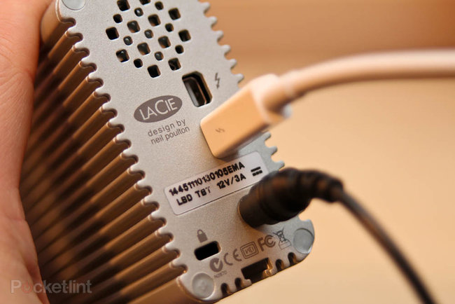 LaCie Little Big Disk - Thunderbolt Series - photo 3