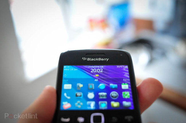 BlackBerry Bold 9790 - photo 2