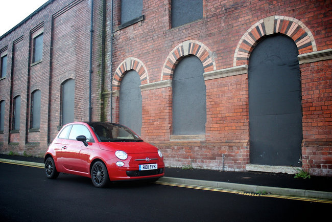 Fiat 500 TwinAir Plus - photo 1