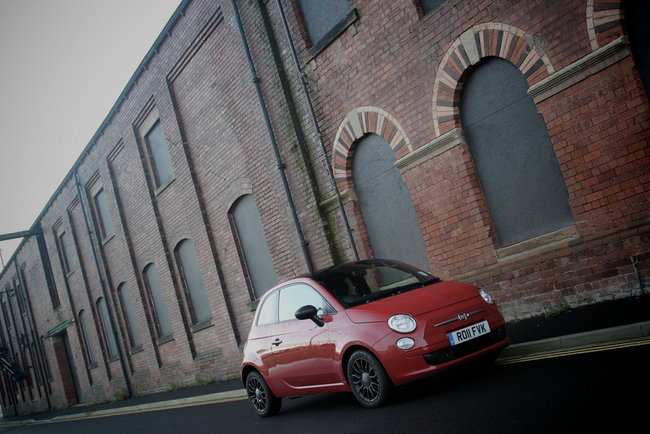 Fiat 500 TwinAir Plus - photo 2