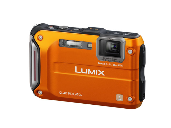 Panasonic Lumix DMC-FT4 - photo 3