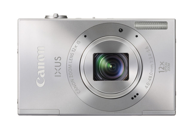 Canon IXUS 500 HS - photo 1