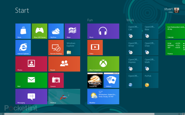 First Look: Windows 8 Consumer Preview - photo 1