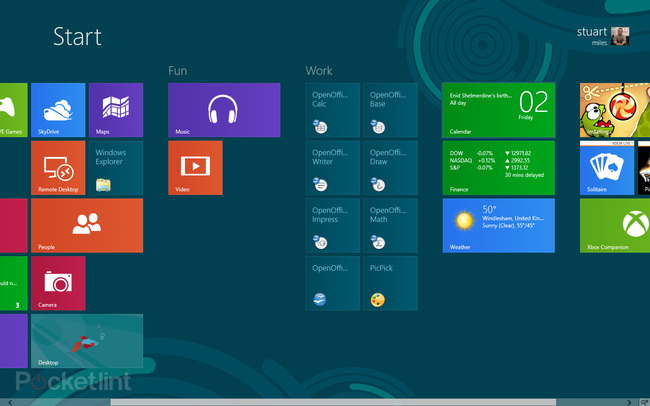 First Look: Windows 8 Consumer Preview - photo 14