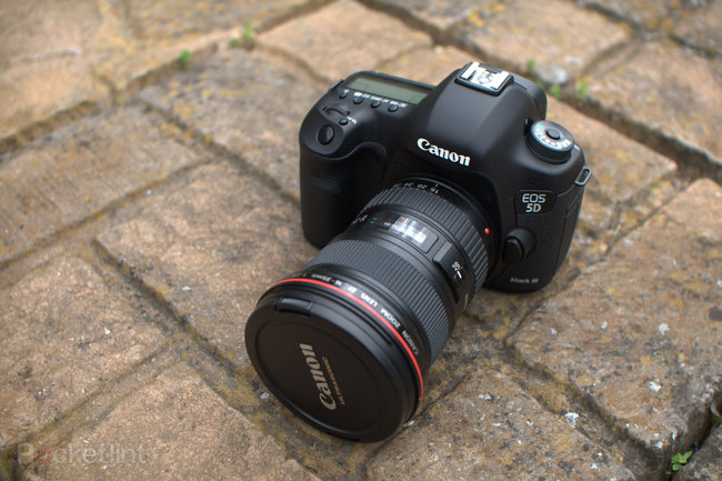 Canon EOS 5D MK III - photo 2