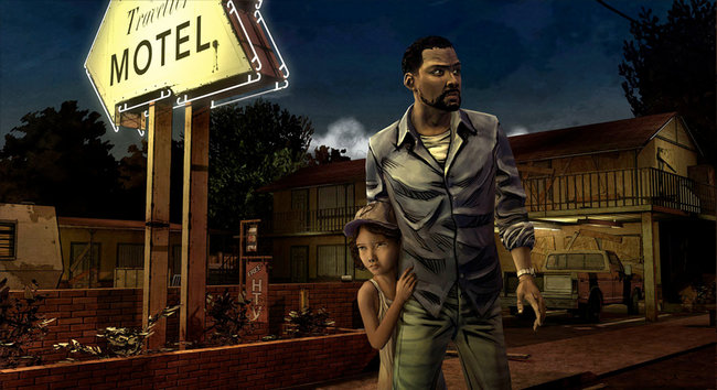 The Walking Dead: The Game - photo 3