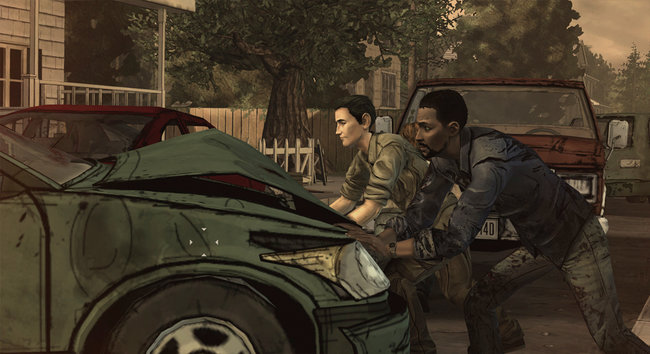 The Walking Dead: The Game - photo 7