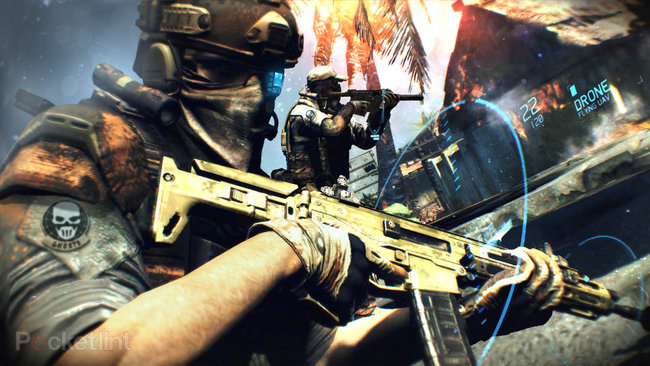 Tom Clancy's Ghost Recon: Future Soldier - photo 8