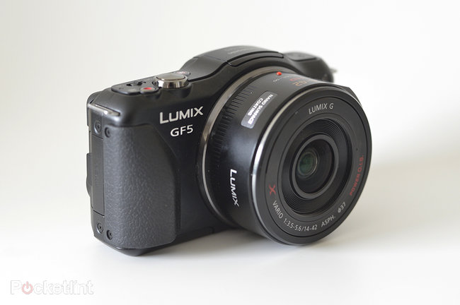 Panasonic Lumix GF5 - photo 2