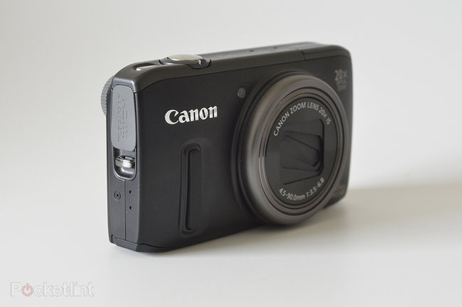 Canon PowerShot SX260 HS - photo 3
