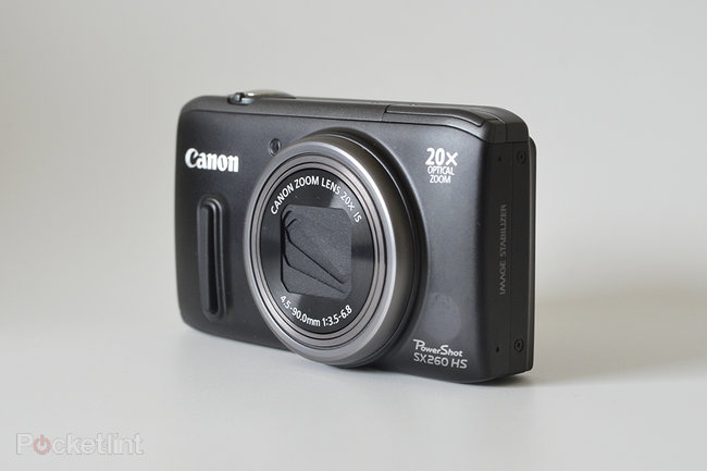 Canon PowerShot SX260 HS - photo 9