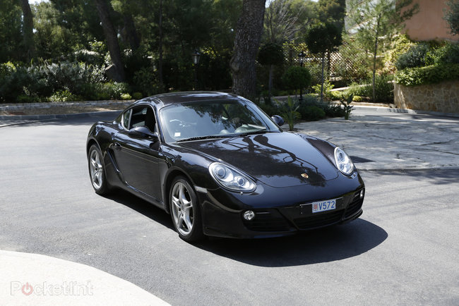 Porsche Cayman S - photo 1