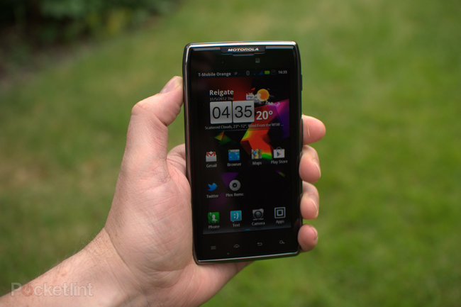 Motorola Razr Maxx - photo 5