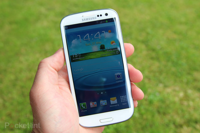 Samsung Galaxy S III - photo 2