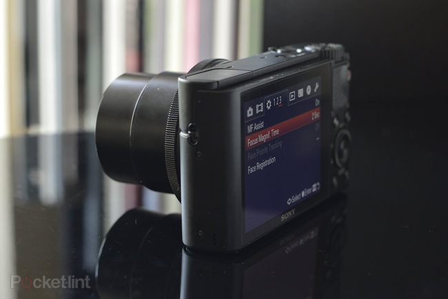 Sony Cyber-shot RX100 - photo 4