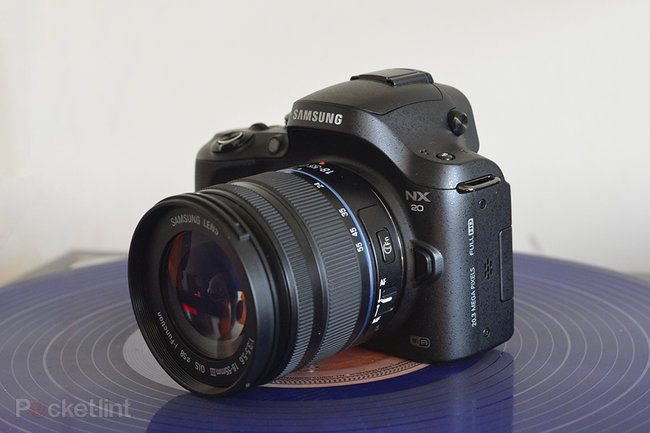 Samsung NX20 - photo 1
