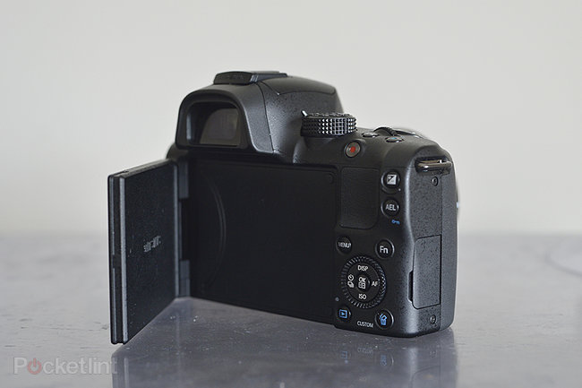Samsung NX20 - photo 3