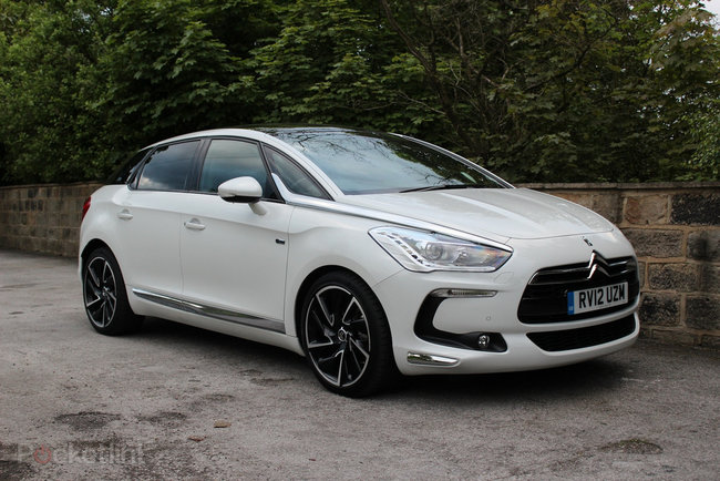 Citroen DS5 DSport Hybrid4 200 Airdream - photo 3