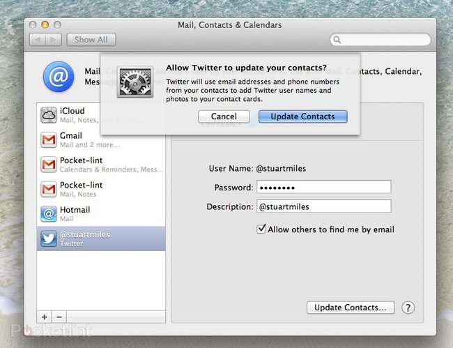 Apple OS X Mountain Lion - photo 23